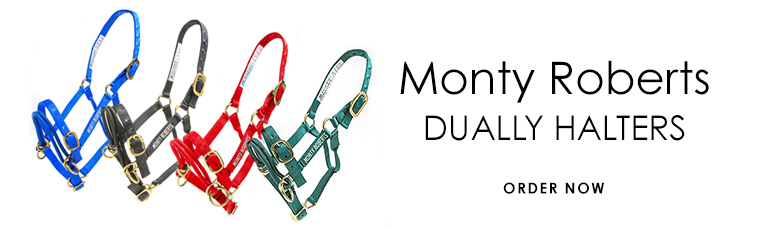 Monty Roberts Dually Halters