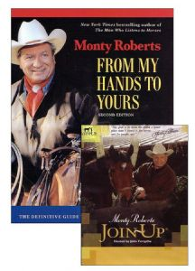 From My Hands to Yours & Join Up DVD by Monty Roberts